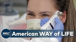 CORONA IN DEN USA: Mehr als eine Million Corona-Infektionen in den Vereinigten Staaten
