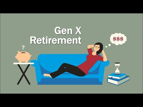 GenX Retirement