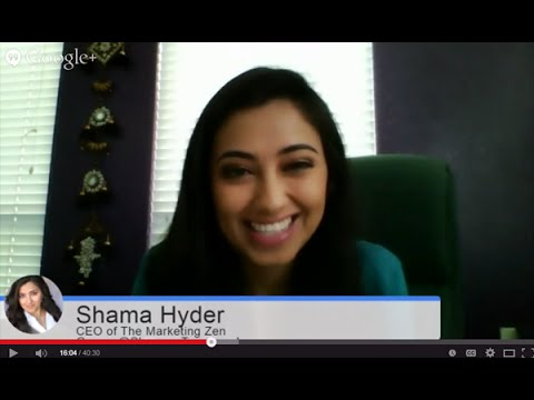 Shama Hyder on The Human Side Interviews