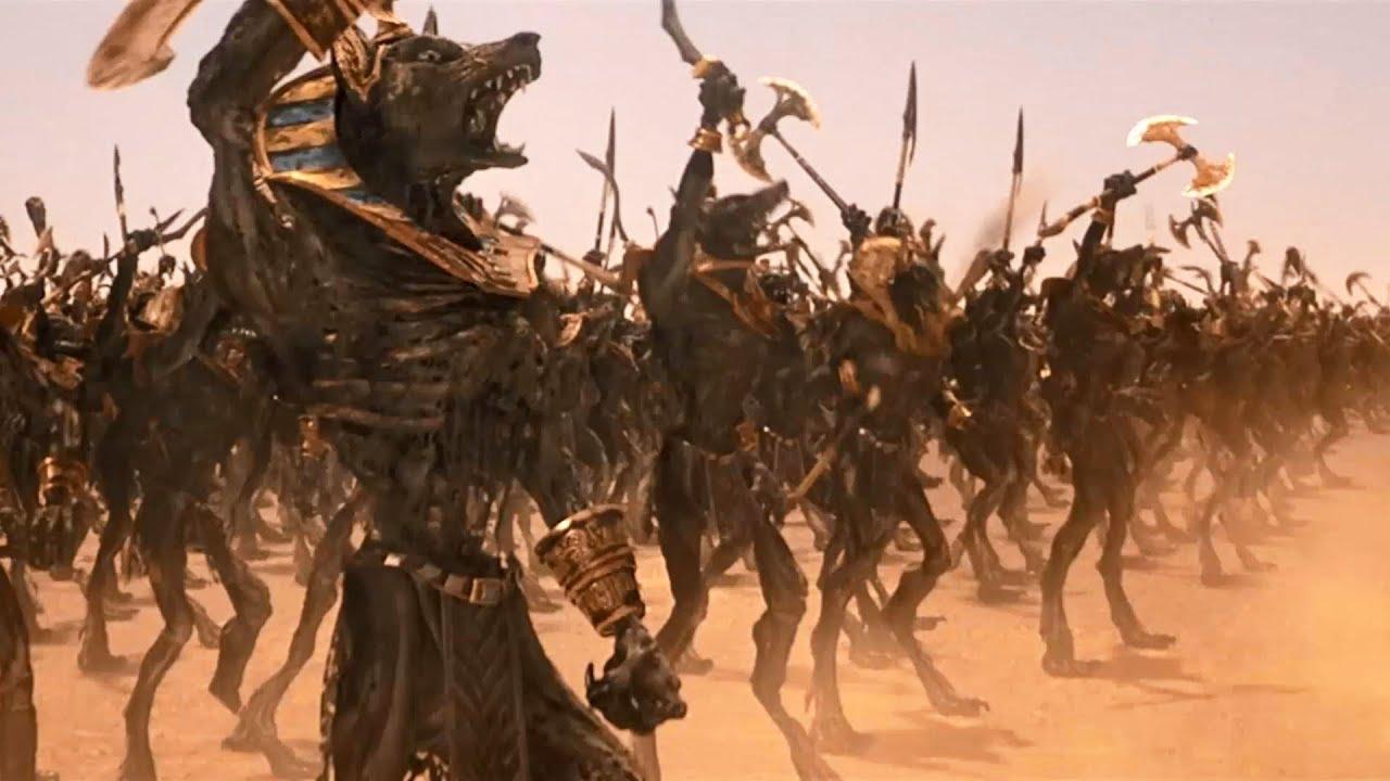 魔蝎大帝死亡5000年后复活,率百万亡者大军,征服世界!