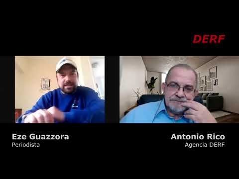 Mano a mano con Eze Guazzora: Celebro muchísimo la grieta