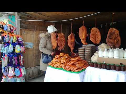Черкесск, вязаный оптовый рынок, 3часть