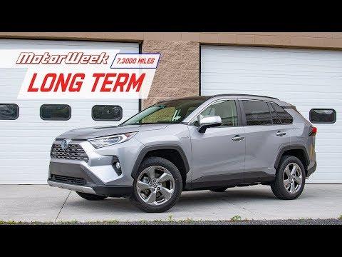 2019 Toyota RAV4 Hybrid 7,300-Mile Update