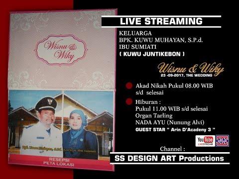 LIVE STREAMING NADA AYU (NUNUNG ALVI) | KEL. BPK. KUWU MUHAYAN, S.P.d. - IBU SUMIATI | JUNTIKEBON