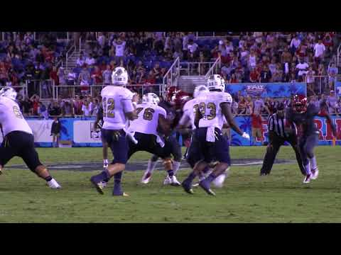 FAU defeats FIU in 2017 Shula Bowl, wins C-USA East Division