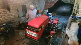 Видеоотзыв о покупке трактора Русич Т 12 Липецкая область