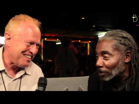 Franklin Ajaye & Richard Elfman - Buzzine Interviews (Excerpt)