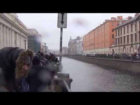 Аренда и заказ автобусов в Санкт-Петербурге (СПб)