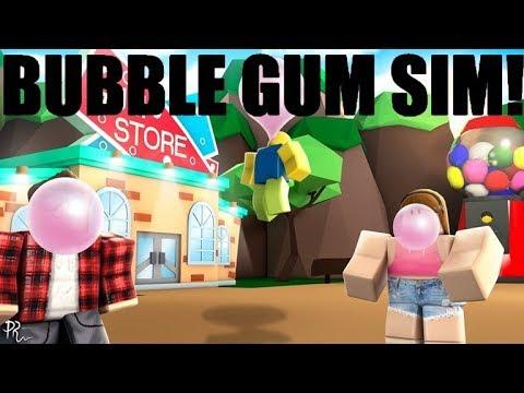 BUBBLE GUM SIM/STRUCID! ROBLOX LIVE STREAM!! - YouTube