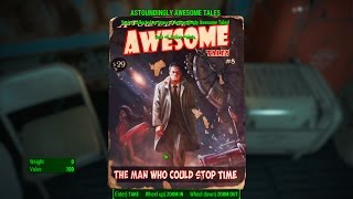 Astoundingly Awesome Tales Magazine -  Park Street Station (Vault 114) - Fallout 4