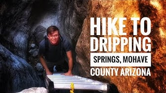Hike to Dripping Springs (Mohave County, AZ)