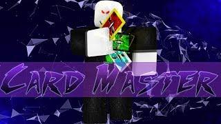 Roblox script Showcase episódio # 778/cards Thrower Master