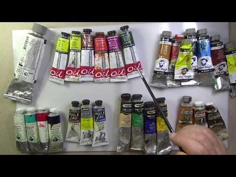 resme başlangıç-resim malzemeleri-boya markaları-resim boyaları-resimde renkler-boya tercihi.