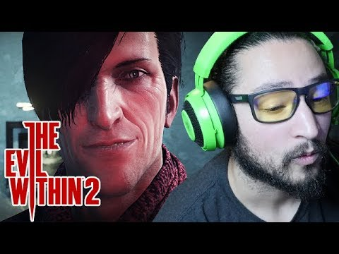 STEFANO BOSS FIGHT - The Evil Within 2 Part 7