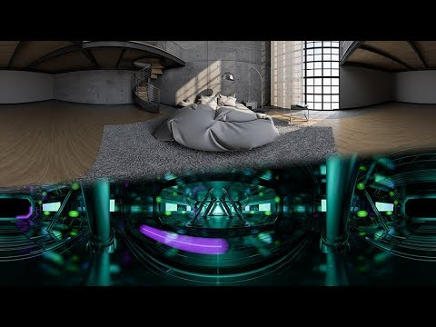 Create HDRI Maps from any C4D Scene with CV-VRCam