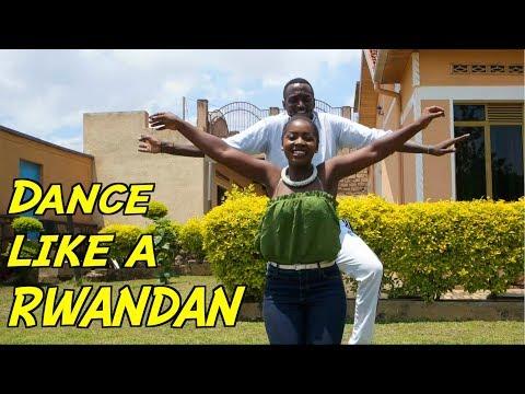 Rwandan DANCE TUTORIAL for Guys & Girls