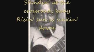 Cross Road Blues by Robert Johnson