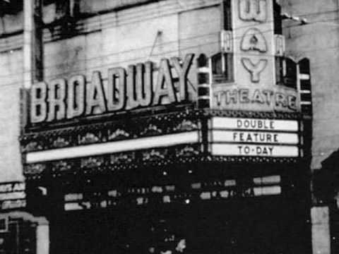 Old Movie Theaters of Camden, New Jersey