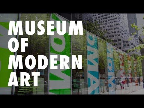 Muesume of Modern Art Opened | U.S. Money Reserve