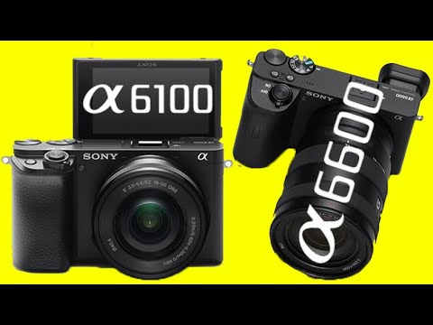 Sony a6600 + a6100 Preview! Time to UPGRADE?