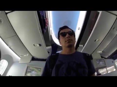 Air China CA1104 Hohhot → BeiJing → Tokyo
