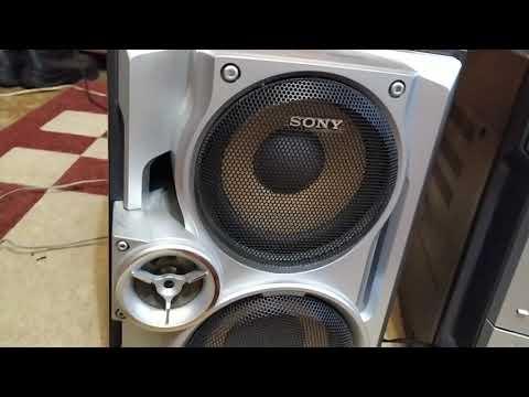 Музыкальный центр Sony MHC-RG310