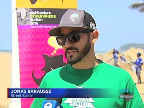 Durban sand sculptors win big