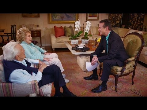 download Kirk and Anne Douglas: Committed to charity