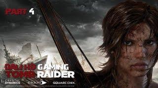 Tomb Raider 2013 pt 4 PC Gameplay HD 1080p