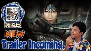 Video NEW Trailer & Famitsu Livestream Incoming! (Dynasty Warriors: Eiketsuden) download MP3, 3GP, MP4, WEBM, AVI, FLV Februari 2018
