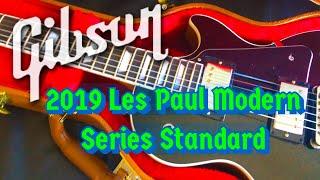 2019 Gibson New Les Paul Modern graphite black