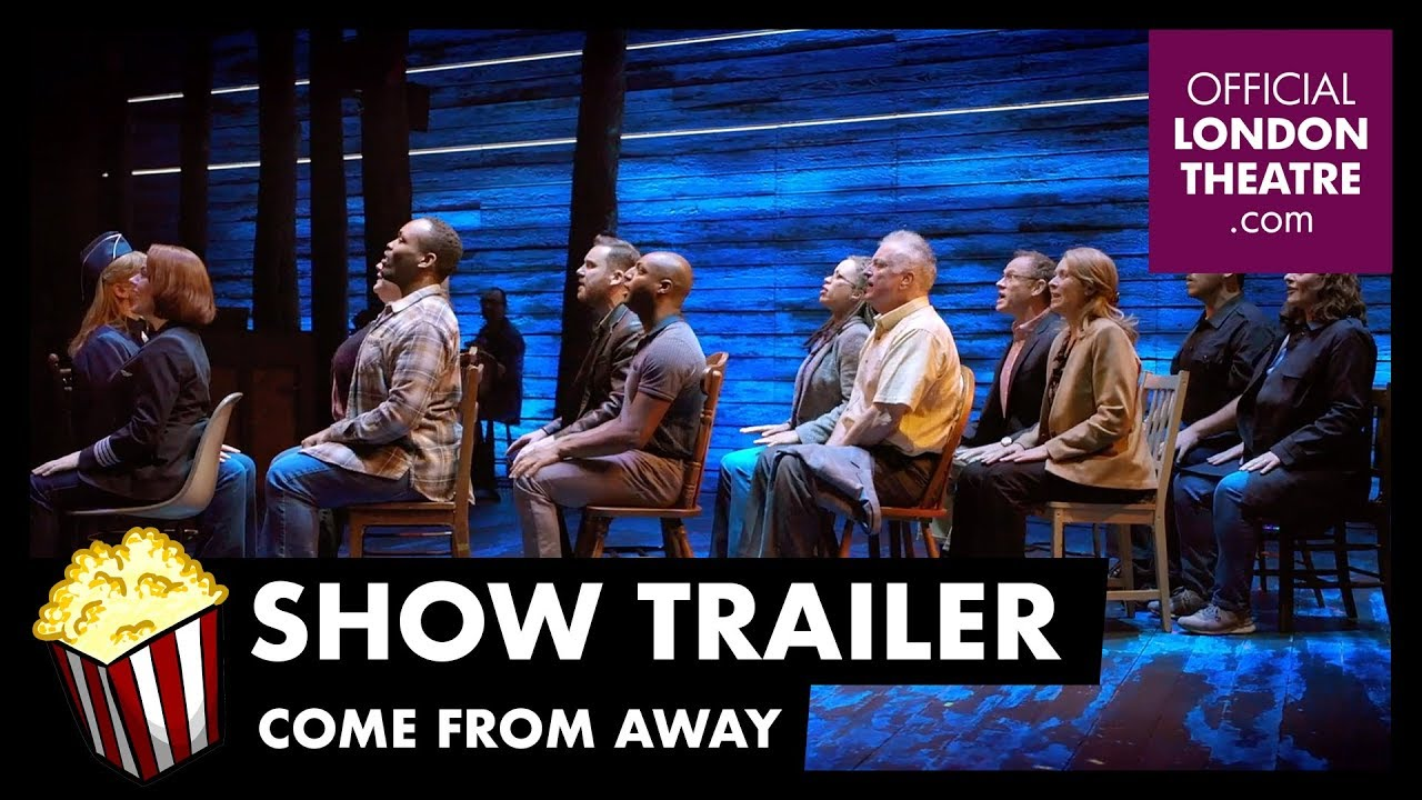 Come From Away Trailer