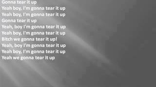 Soulja Boy Tear It Up Radio Version) Lyrics
