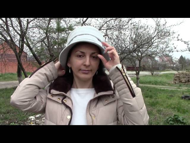 Шляпа, Кейлина Лавандовая