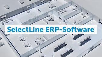 Workflows optimieren mit der SelectLine ERP-Software | #Digitalisierung #ERP #Software