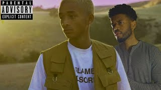 Jaden Smith - THE SUNSET TAPES: A COOL STORY First REACTION/REVIEW