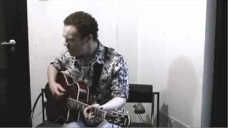 Danny Cavanagh from Anathema sings A Temporary Peace acoustically
