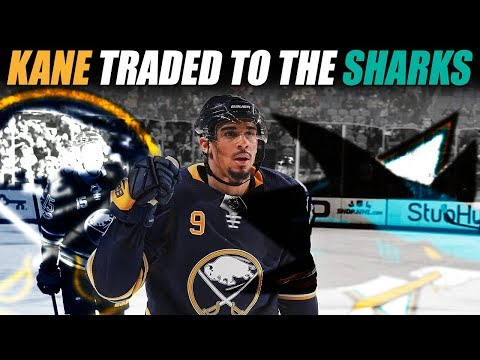 Kane Traded to the Sharks