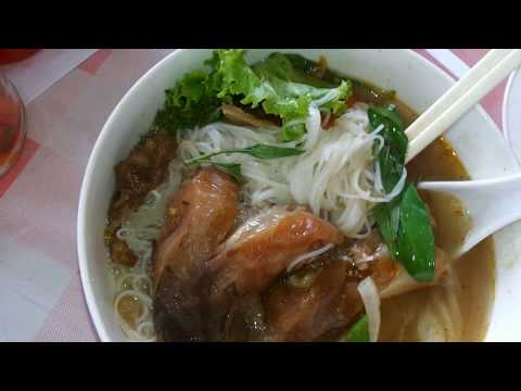Cambodian Noodle Breakfast Compilation - Eating Cambodian Noodles