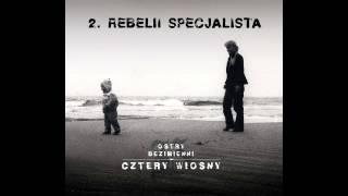 OSTRY / Bezimienni - Rebelii specjalista   bit: Żwirek cuty: BDZ