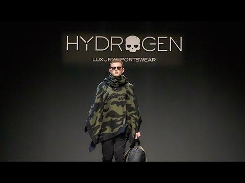 Hydrogen walks the catwalk in Tokyo - FW16 Fashion Show