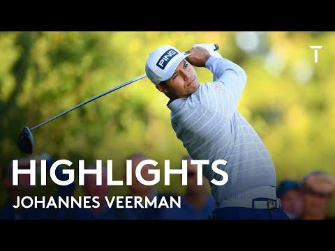 Johannes Veerman Round 2 Highlights | 2021 Dutch Open