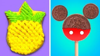 26 YUMMY TRICKS WITH COOKIES