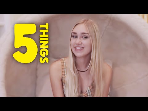 Emily Skinner: 5 Things You Don't Know About Me