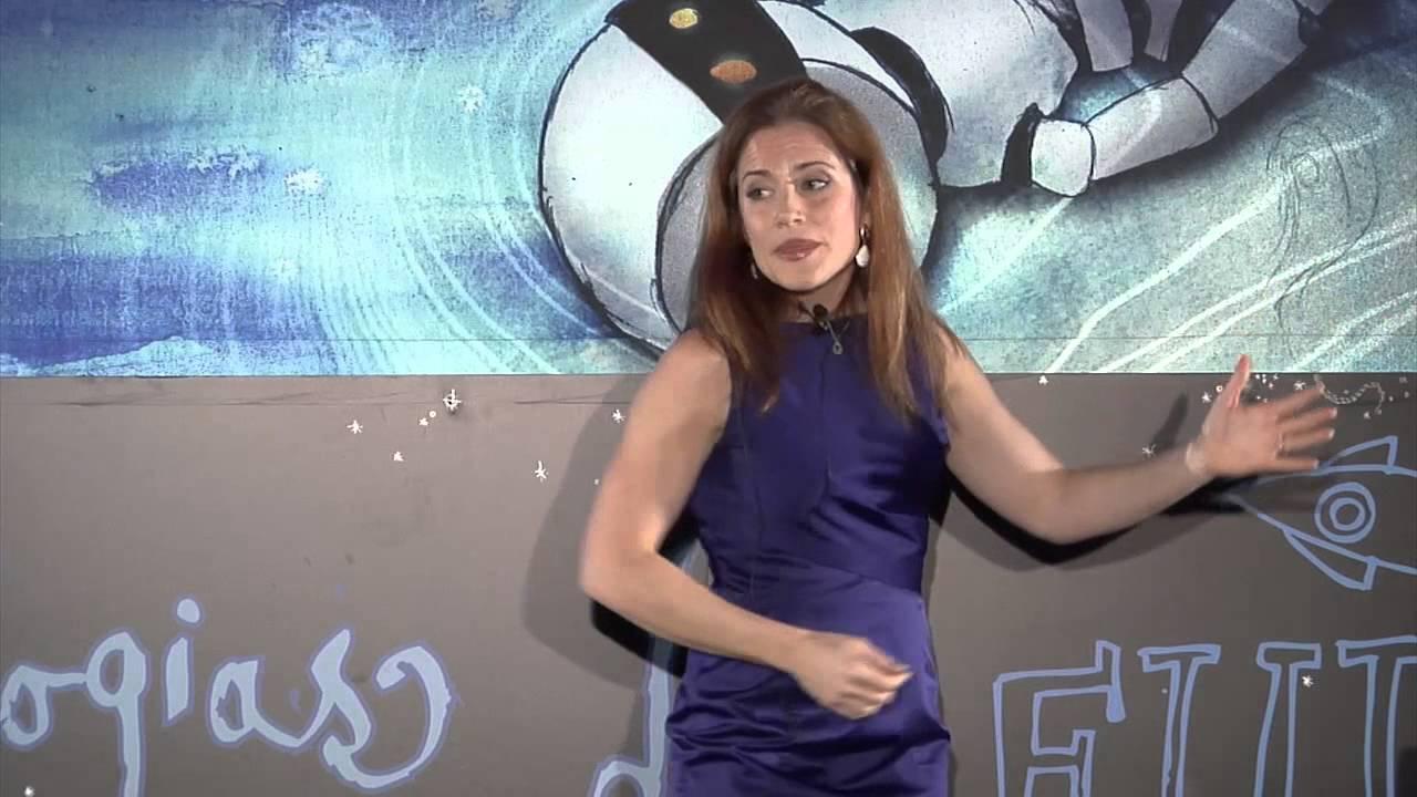 10 segredos que revelam quem somos: Ingrid Vanderveldt at TEDxFIAP Tecnologias do Futuro