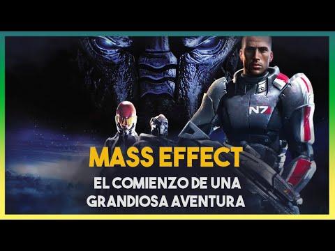 Mass Effect 1 | Reseña/Opinión | Review español