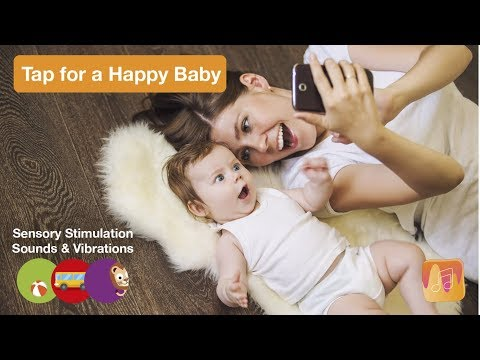 Happy Baby App: laugh & learn app 2018 from the award winning Smart Baby App team
