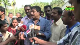 Actor Sreenivasan turns vegetable cultivation