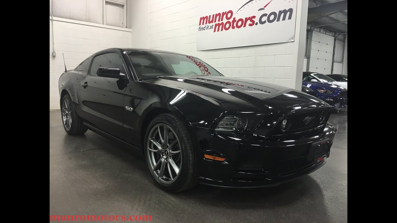 2014 Ford Mustang GT SOLD Glass Roof Navigation Brembo