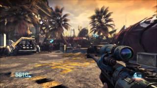 BulletStorm PC Gameplay